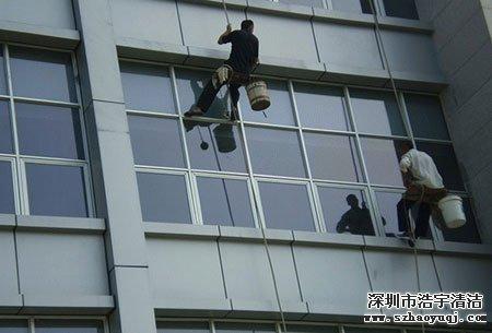 深圳外墙清洁